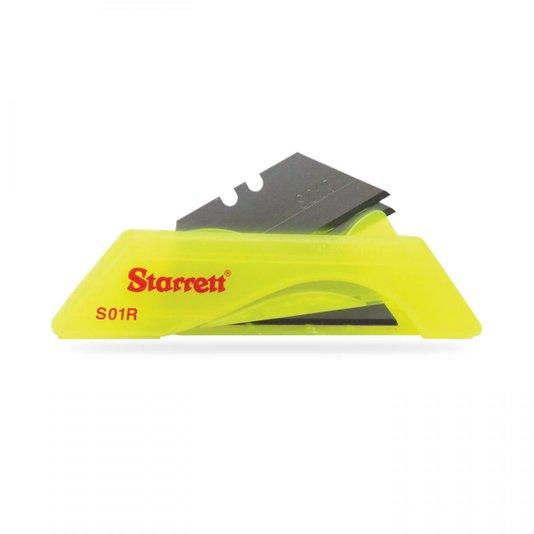 Lâminas de Reposição para Estilete Trapezoidal KS01R Starrett