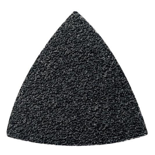 Kit Lixa Triangular Para Multiferramenta Grão 40, 80, 120, 180, 220 Para Madeira 20 Lixas WA2108 Worx