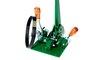 Máquina Aparelho Conjugado Esticar, Selar e Cortar Para Fita de Arquear Arqueador Metálico